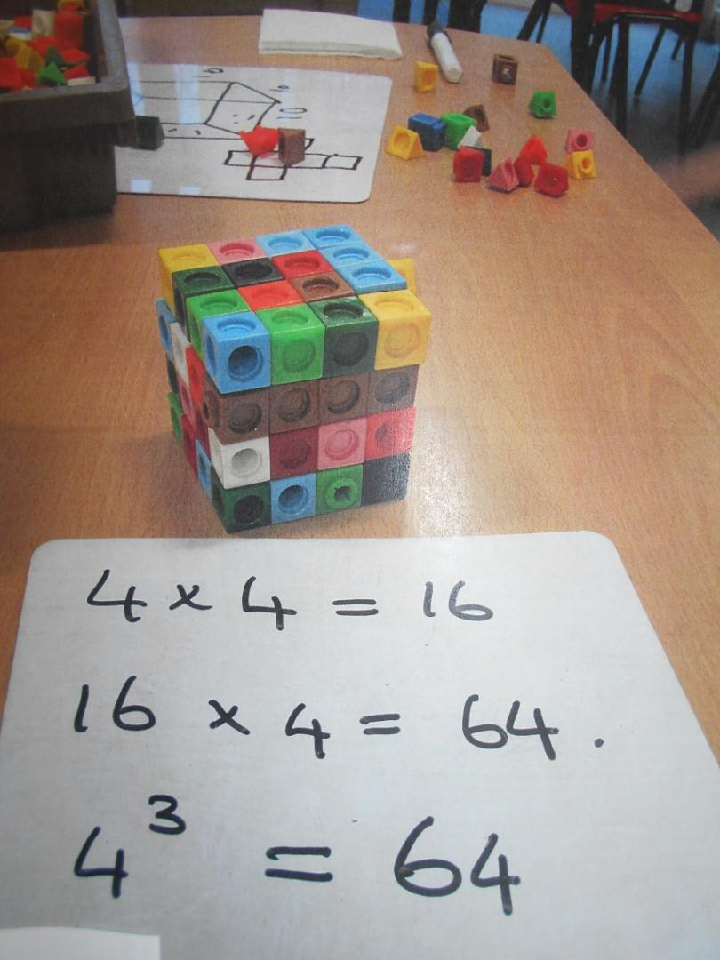 cubing numbers in year 5 and 6(1)
